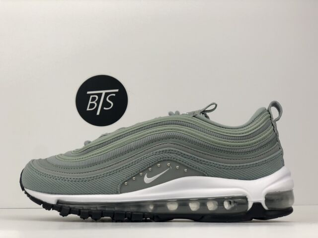 "b780de2c5a5 Women's Nike Air Max 97 SE Size 9 ""Mica Green"" Green Black Shoes ..."