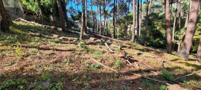 Terreno en venta en Avándaro, Valle de Bravo.