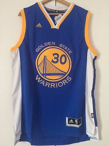 new product 0e1f3 21a45 Details about Tank top nba basketball Stephen Curry jersey Golden State  Warriors shirt S / M/