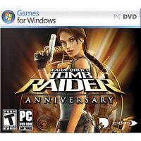Tomb Raider Anniversary - Windows Pc Game -