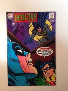 Batman-In-Detective-Comics-376-7-0-FN-VF