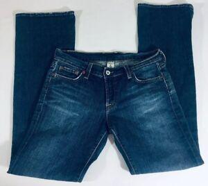 Lucky-Brand-Jeans-6-28-COTTON-BLEND-DENIM-BUTTON-FLY-BOOTCUT-WOMEN-039-S-Sz-6-28