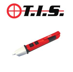 TIS934 TIS Sin Contacto AC audible /& Detector de cable de tensión de alambre en vivo visual IP65