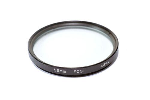 55mm Filtro Efecto Niebla de alta calidad hecha en Japón 55mm Niebla