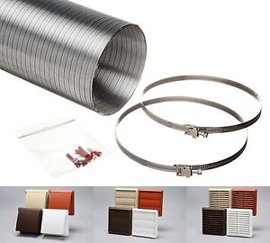 Universal-Cooker-Hood-Extractor-Or-Fan-Ducting-Ventilation100mm-125mm-150mm