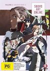 Sword Art Online - Aincrad : Vol 2 : Part 1 : Eps 8-14 (DVD, 2014)