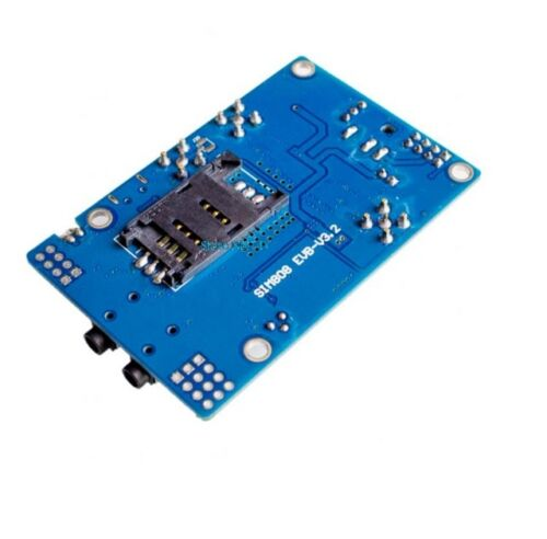 Quadband SIM808 GPS GSM GPRS Module Board L-shape Antenna Replace SIM908 CA