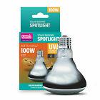 Arcadia Basking Solar Spot Lamps 100w 1