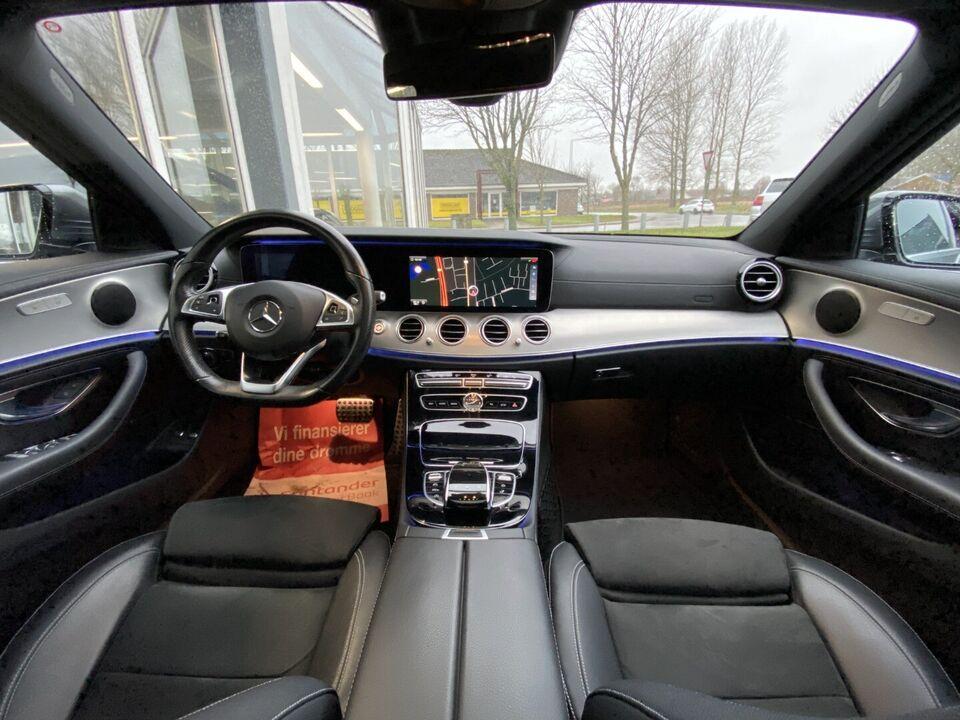 Mercedes E220 d 2,0 AMG Line stc. aut. Diesel aut.
