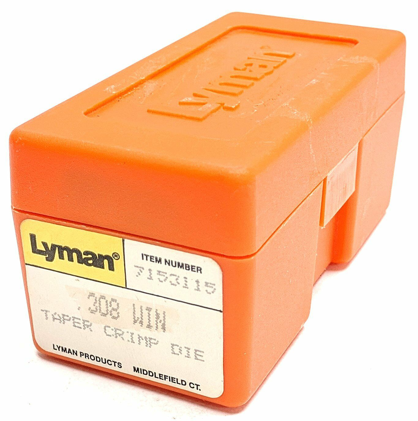 Lyman WIN Taper Crimp Die ()