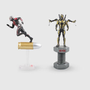Marvel-Civil-War-Captain-America-Super-Hero-Ant-Man-Wasp-Mini-PVC-Action-Figure
