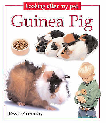 Alderton, David, Guinea Pig (Looking After My Pet), Very Good Book