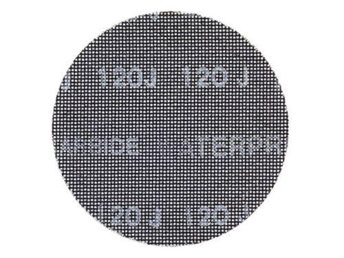 10 DEWALT DTM3135 150mm 120 Grit Extrem Discs