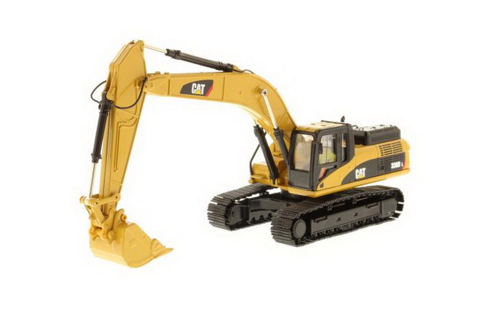 1 50 dm Caterpillar Cat 336D L hidráulico excavatorr Diecast Modelo