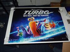 Turbo Animación (Ryan Reynolds) Original Película / Cartel De Quad 76x102cm