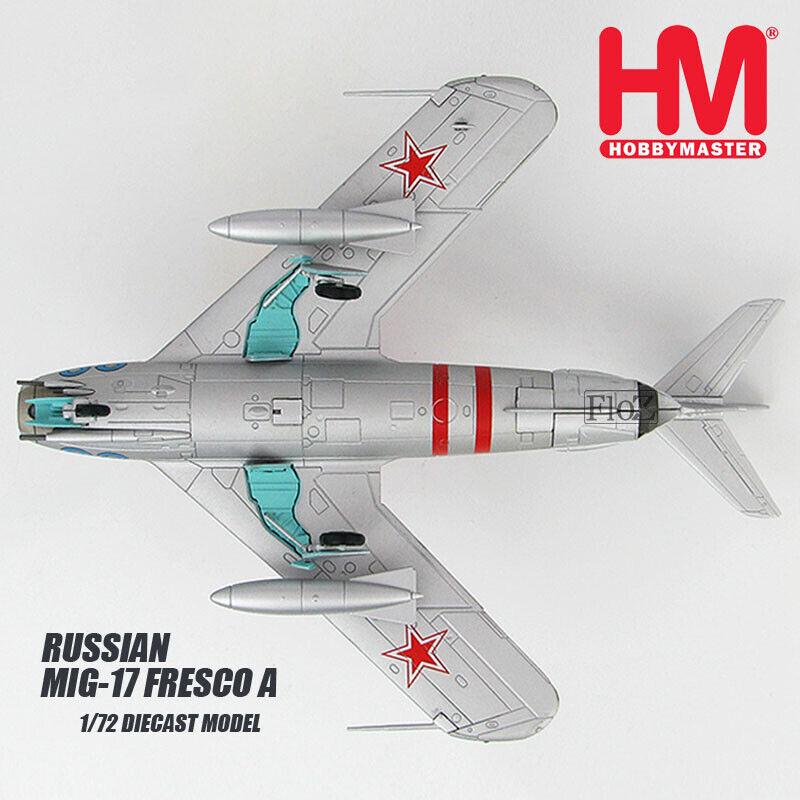 HOBBY MASTER RUSSIAN MIG-17 Fresco A 1 72 diecast plane model aircraft