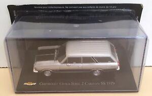 Chevrolet Opala série 2 Caravan SS 1979 1/43ème - France - État : Occasion: Objet ayant été utilisé. Consulter la description du vendeur pour avoir plus de détails sur les éventuelles imperfections. ... - France