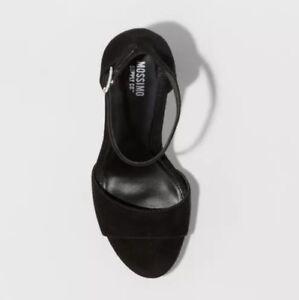 Women-High-Heel-Strap-Ankle-Block-Sandals-Open-Toe-Party-Dress-Pump-Shoes-SZ-7-5