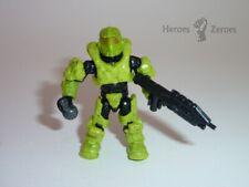 Halo Mega Bloks Set #97350 UNSC Venom Lime Spartan Gungnir w// Railgun /& Grenade