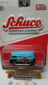 Schuco-Volkswagen-T1-Martini-N36
