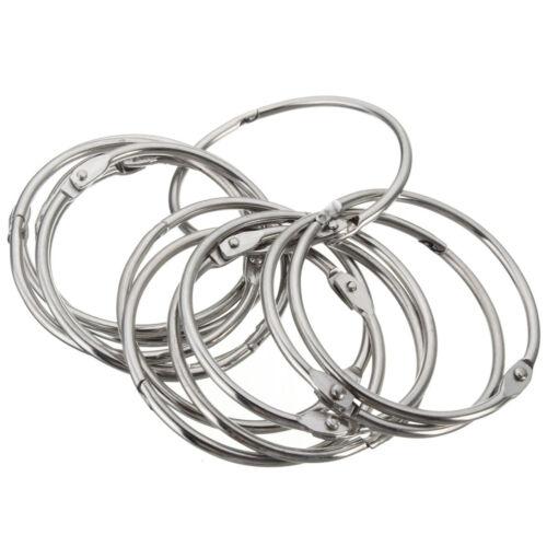 12 runde edelstahl stahl dusche vorhang haken ringe anti-rost magie nützliche