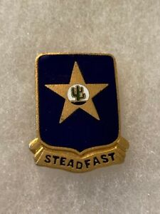 Authentic-US-Army-409th-Infantry-Regiment-Unit-DI-DUI-Crest-Insignia-NH