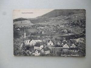 Ansichtskarte-Sasbachwalden-Gasthaus-z-Gaishoehle-1914-Nr-618