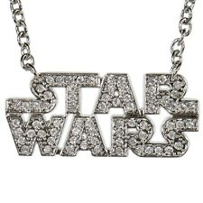 Star Wars - Rhinestone Logo Necklace