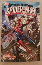 Marvel Peter Parker Spectacular Spider-man Comic Issue 3 Limited 1 in 25 Variant