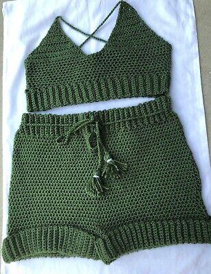Crochet Two Piece