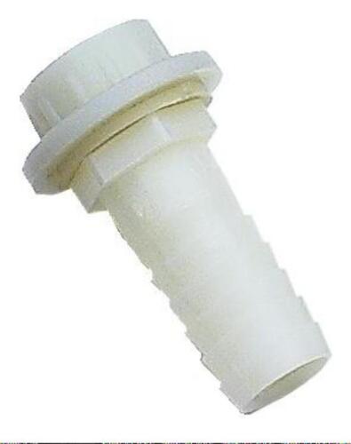 Füllstutzen 25 mm gerade Schlauchanschluss Anschluss Wasser r65155L NEU