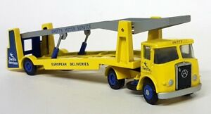 EFE-1-76-Scale-13002-Swift-039-s-Services-Car-Transporter-Diecast-Model-Truck