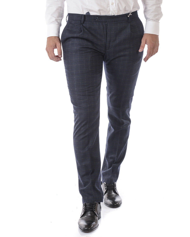 Pantaloni Daniele Alessandrini Jeans Trouser Uomo Blu P3398N2083706 23
