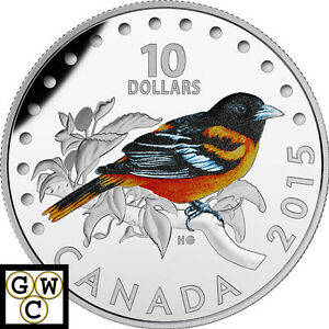 2015-Baltimore-Oriole-Colorized-Proof-10-Silver-Coin-1-2oz-9999-17340-NT