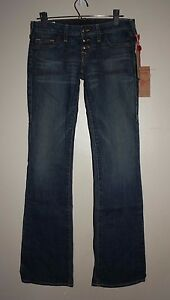 Nwt True Isabella New Jeans Flare Rise Religion Size Stretch Low 28 qrr8Ed