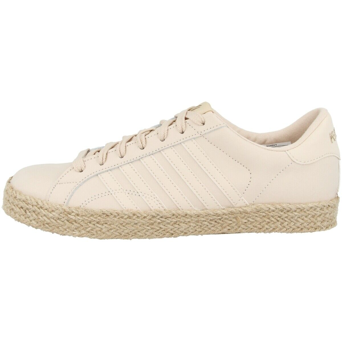 K-swiss belmont os jute shoes ladies leisure shoe sneaker arena 96139-270