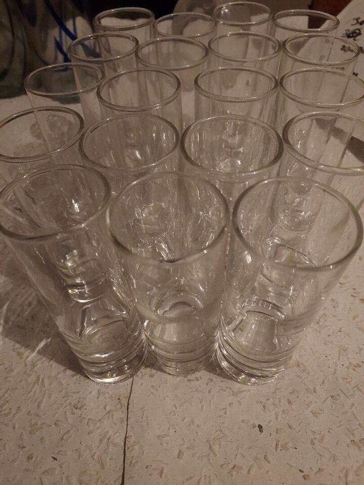 Glas, Shot glas