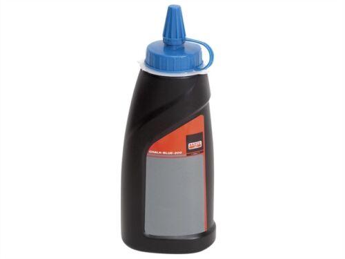 Poudre de craie tube 300g bleu-marquage à outils-bahclblue