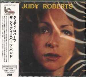 JUDY-ROBERTS-THE-JUDY-ROBERTS-BAND-JAPAN-CD-Ltd-Ed-C65