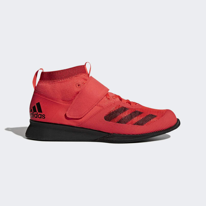 Adidas Crazy Power RK  scarpe Brand New rosso Weightlifting Powerlifting Crossfit  miglior prezzo