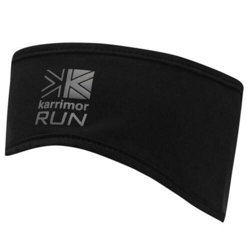Homme Noir Karrimor Xlite Course Running Jogging Bandeau Bandeau