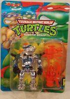 Teenage Mutant Ninja Turtles Tmnt 1993 - Robotic Bebop With Orange Weapons (moc)