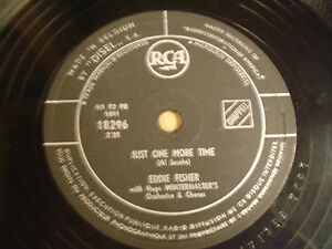 78T-EDDIE-FISHER-JUST-ONE-MORE-TIME-TAKE-MY-LOVE
