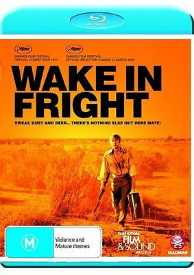 Wake In Fright (Blu-ray, 2009) - Brand New and Sealed