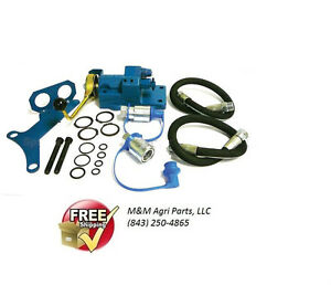 HYDRAULIC-REMOTE-VALVE-KIT-FORD-600-700-800-2000-3000-4000-2610-2910-TRACTOR