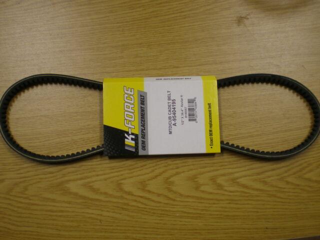 954-04195A 1//2x37 MTD OEM Replacemenet Belt 954-04195