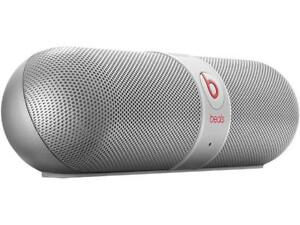 Beats-by-Dr-Dre-Pill-2-0-Bluetooth-Wireless-Portable-Speaker-Silver-A-Grade