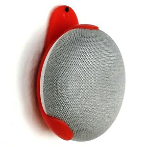 Google Home Mini Wall Mount, Attachment Case, Ceiling Mount, Skin NEW