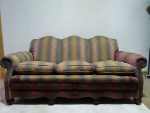 Image Is Loading Exquisite Howard And Sons Sofa
