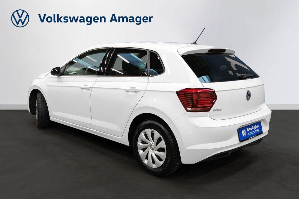 VW Polo 1,0 TSi 95 Comfortline DSG Benzin aut. Automatgear